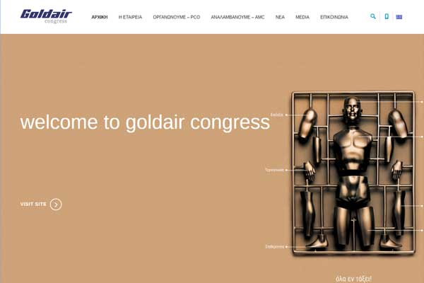GOLDAIR CONGRESS