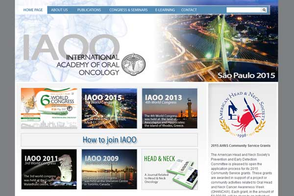 International Academy of Oral Oncology (IAOO)