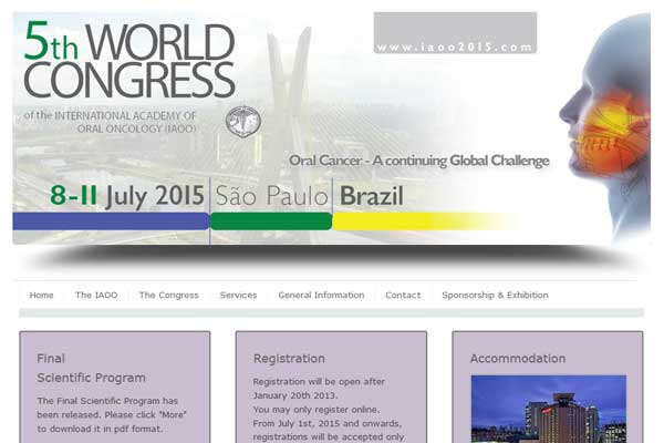 International Academy of Oral Oncology